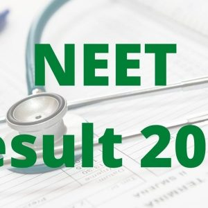 NEET Result 2020 Rank vs Marks  Analysis . What will be the cutoff ?