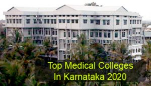 Karnataka A Hub of Medical Education | NEET 2020